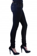MISS ANNA SKINNY BLACK DENIM JEANS